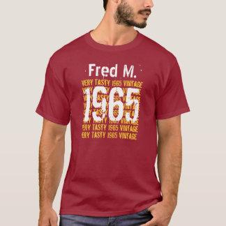 1965 or Any Year VERY TASTY VINTAGE 50 Birthday 2 T-Shirt