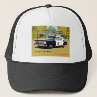 1965_Plymouth_Belvedere Trucker Hat