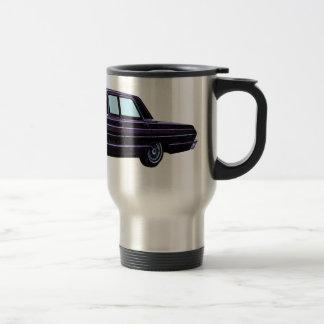 1965 Plymouth Fury I Travel Mug