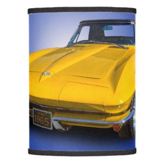 1965 SPORTS CAR LAMP SHADE