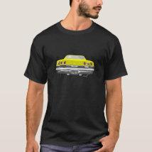 1965 Yellow Chevy Pass Envy T-Shirt