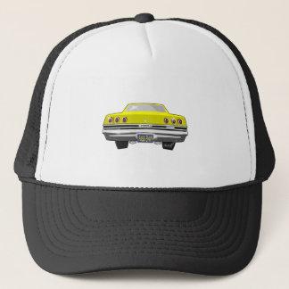 1965 Yellow Chevy Pass Envy Trucker Hat