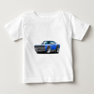 1966-67 Charger Blue Car Baby T-Shirt