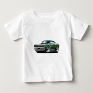 1966-67 Charger Green Car Baby T-Shirt
