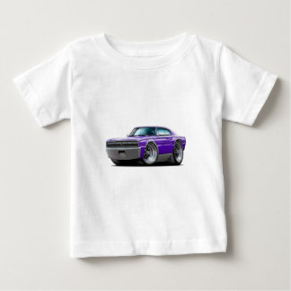 1966-67 Charger Purple Car Baby T-Shirt