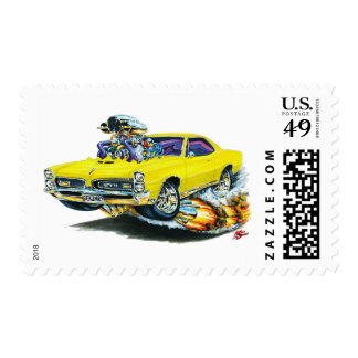 1966-67 coche amarillo de GTO Envio