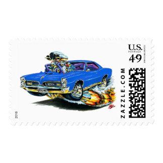 1966-67 coche del azul de GTO Envio