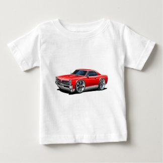 1966/67 coche del rojo de GTO Playera De Bebé