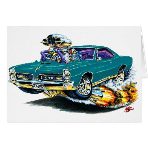 1966-67 coche del trullo de GTO Felicitacion
