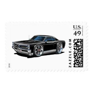 1966/67 coche negro de GTO Sellos