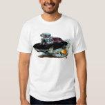 1966-67 Corvette Black Car Tee Shirt