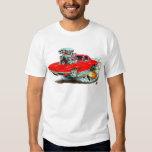 1966-67 Corvette Red Car Tee Shirt
