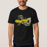 1966-67 Corvette Yellow Convertible T Shirts