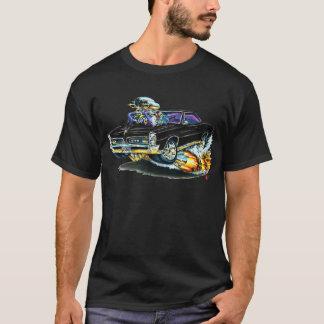1966-67 GTO Black Car T-Shirt