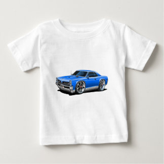 1966/67 GTO Blue Car Baby T-Shirt