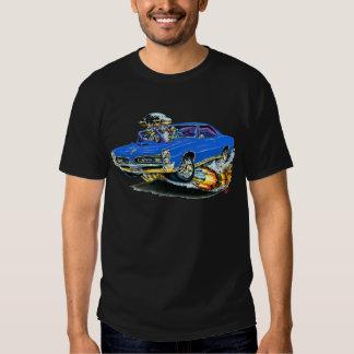 1966-67 GTO Blue Car T-Shirt