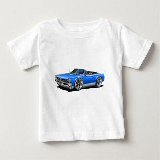1966/67 GTO Blue Convertible Baby T-Shirt