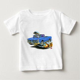 1966-67 GTO Blue Convertible Baby T-Shirt