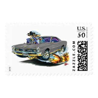 1966-67 GTO Grey Car Postage