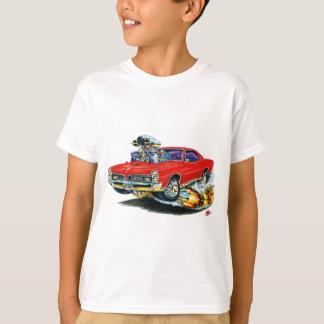 1966-67 GTO Red Car T-Shirt