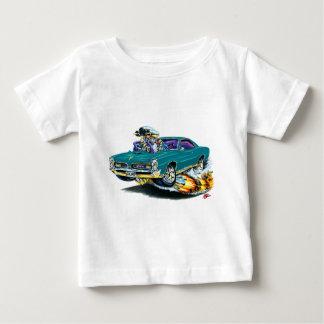 1966-67 GTO Teal Car Baby T-Shirt