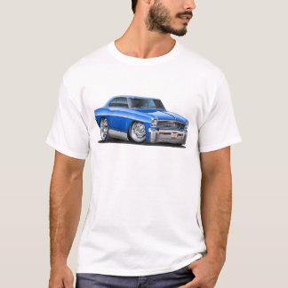 1966-67 Nova Blue Car T-Shirt
