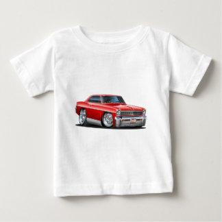 1966-67 Nova Red Car Baby T-Shirt