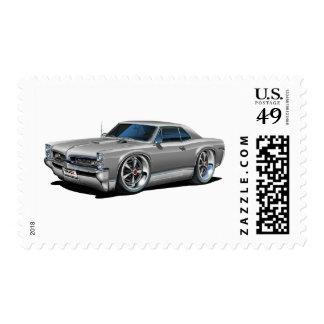 1966/67 plata de GTO/coche gris Franqueo
