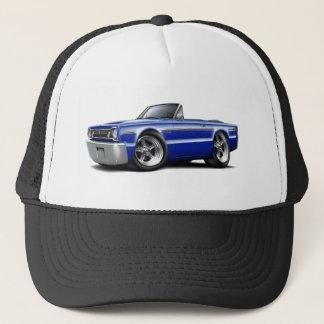 1966 Belvedere Dk Blue Convertible Trucker Hat