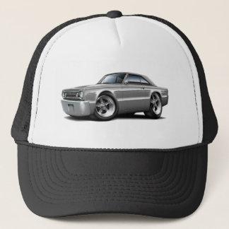 1966 Belvedere Grey Car Trucker Hat