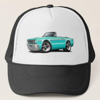1966 Belvedere Turquoise Convertible Trucker Hat