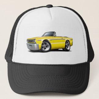 1966 Belvedere Yellow Convertible Trucker Hat
