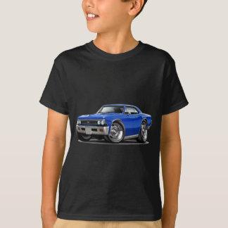 1966 Chevelle Blue Car T-Shirt