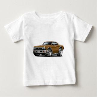 1966 Chevelle Brown Car Baby T-Shirt