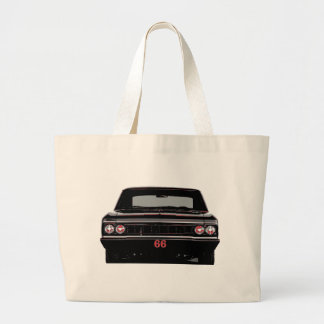 1966 Chevelle Large Tote Bag
