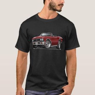1966 Chevelle Maroon Convertible T-Shirt