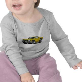 1966 Chevelle Yellow Car Shirt