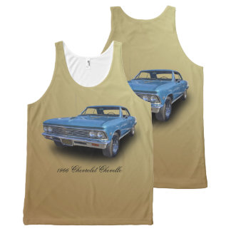 1966 CHEVROLET CHEVELLE All-Over-Print TANK TOP