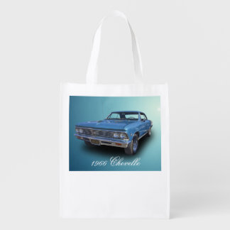 1966 CHEVROLET CHEVELLE GROCERY BAG