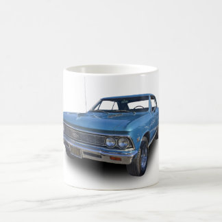 1966 CHEVROLET CHEVELLE SS COFFEE MUG