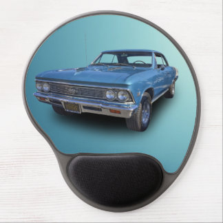 1966 CHEVROLET CHEVELLE SS GEL MOUSE PAD