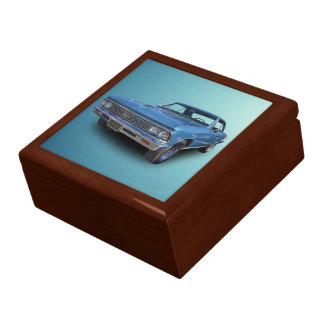 1966 CHEVROLET CHEVELLE SS KEEPSAKE BOX
