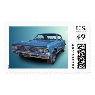1966 CHEVROLET CHEVELLE SS POSTAGE