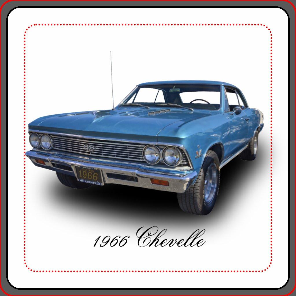 1966 Chevrolet Chevelle Ss 396 Chevy