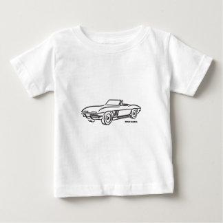 1966 Chevrolet Corvette Baby T-Shirt