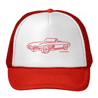 1966 Chevrolet Corvette Trucker Hat
