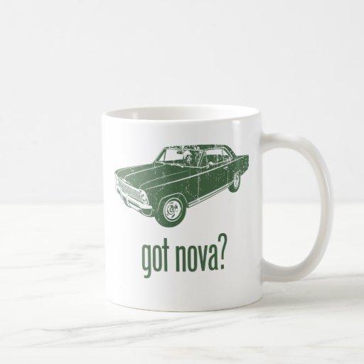 1966 Chevrolet Nova SS Mug