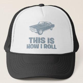 1966 Chevrolet Nova SS Trucker Hat