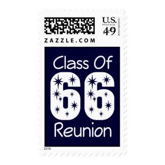 1966 Class Reunion Stamps