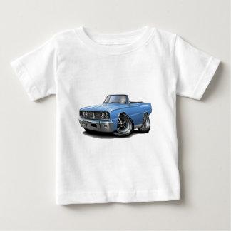 1966 Coronet Lt Blue Convertible Baby T-Shirt